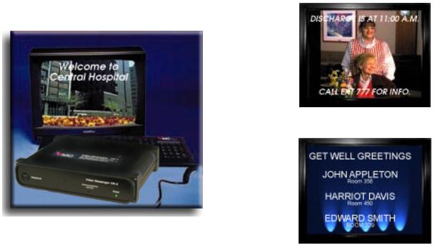 videomessenger for hospitals